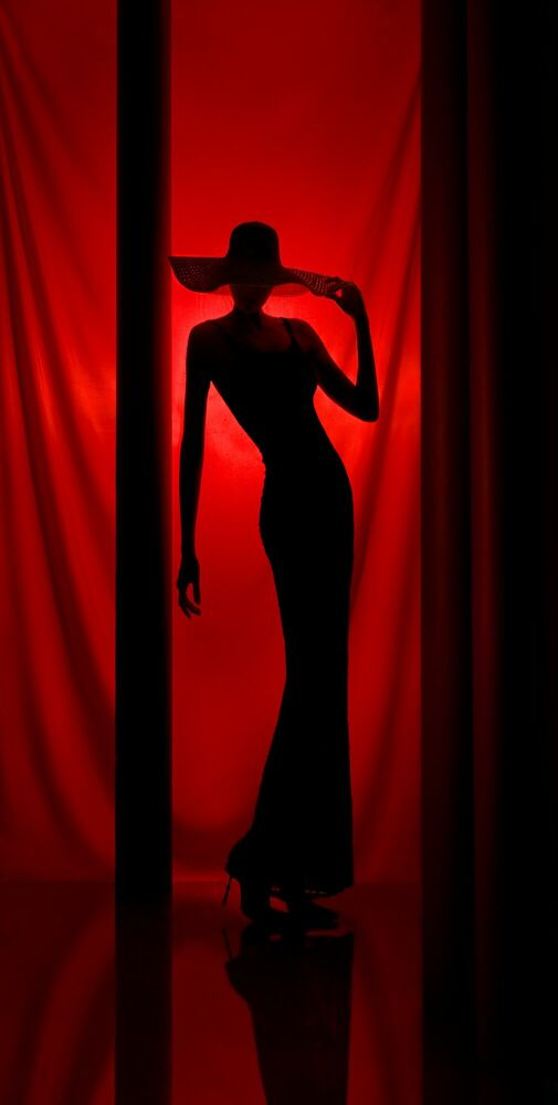 Fotografia Red Story #2 - ILYA RASHAP - Pittura di immagini