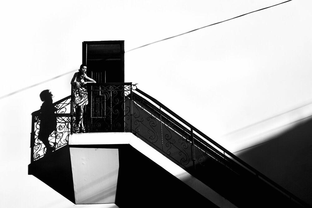 Photographie Shadow Games - ILYA RASHAP - Tableau photo
