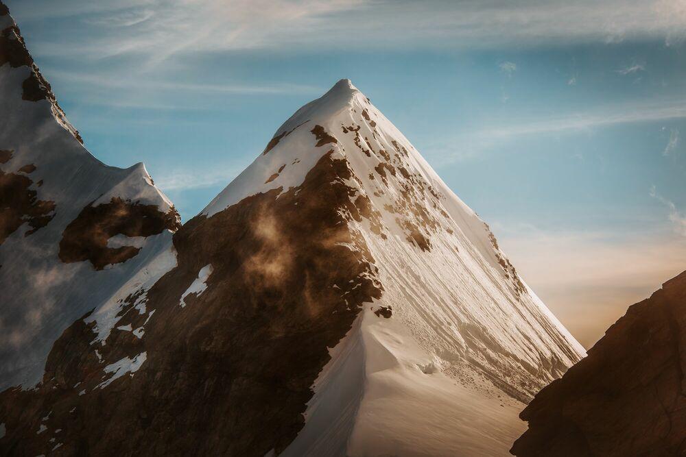Photograph Misty Mountain - JAKUB POLOMSKI - Picture painting