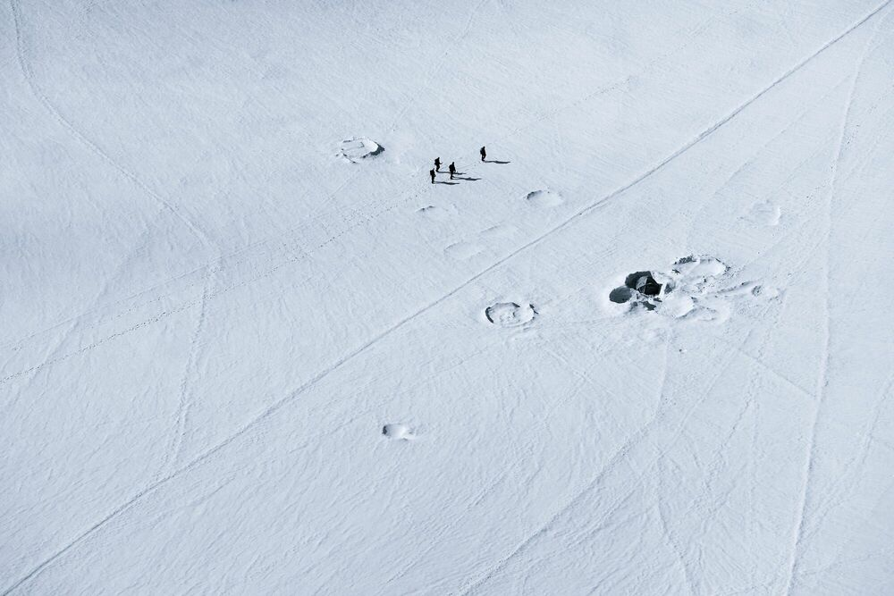 Fotografia Moonwalk - JAKUB POLOMSKI - Pittura di immagini
