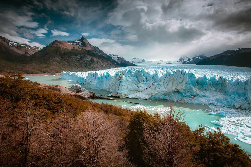 Photograph Perito Moreno Glacier - JAKUB POLOMSKI - Picture painting