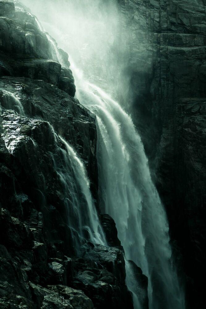 Fotografia FORCES OF NATURE-NORWAY - JAN ERIK WAIDER - Pittura di immagini