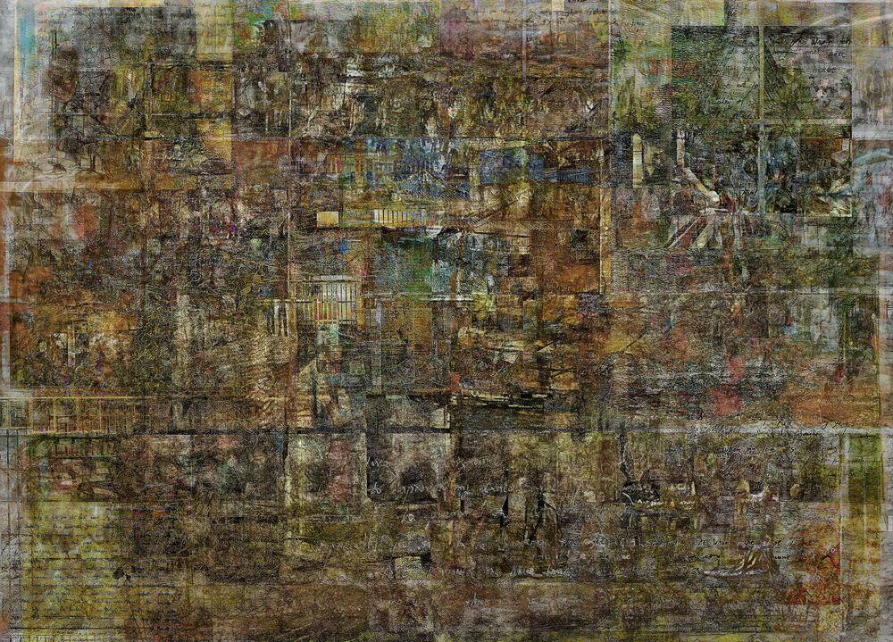 Fotografia STAIRCASES - JARED CHRISTOPHER MARTIN - Pittura di immagini