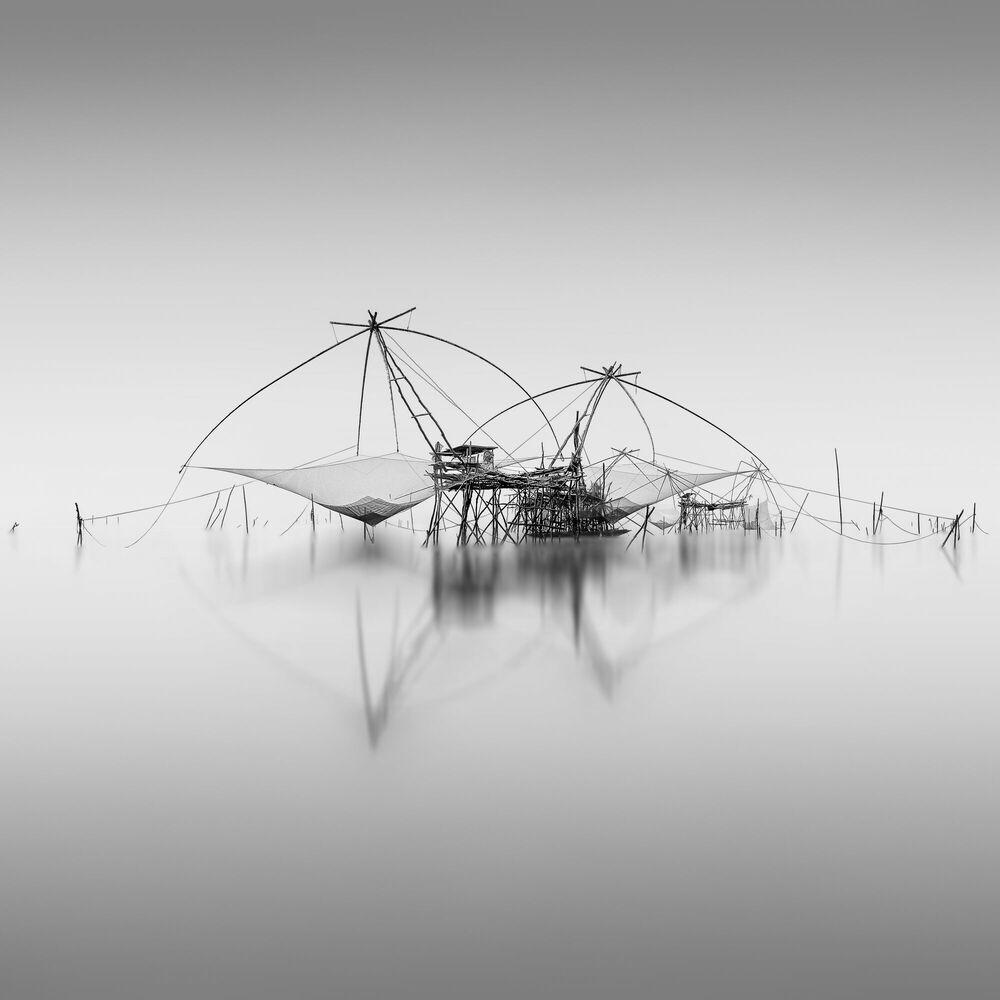 Fotografie FISHING TRAP -  JEFFLIN - Bildermalerei