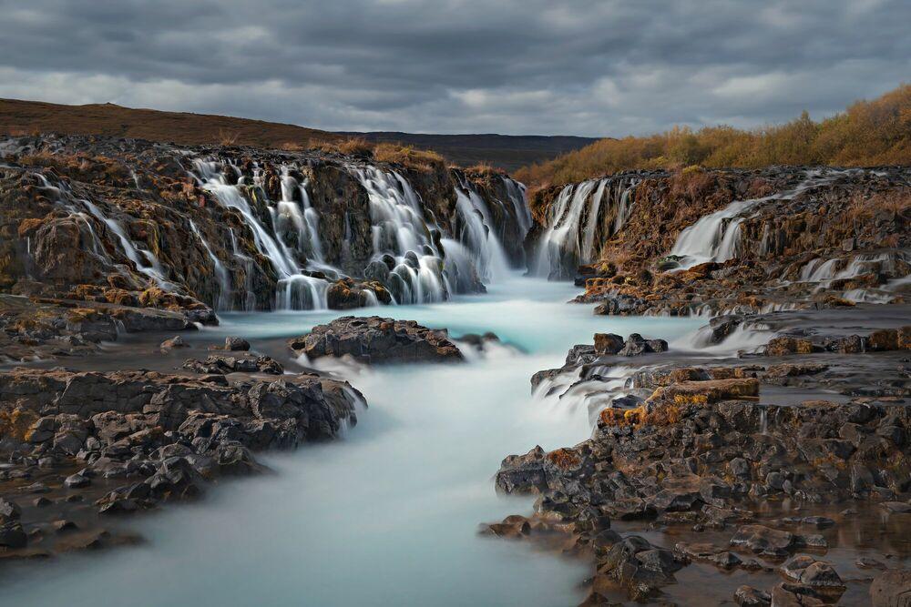 Fotografia ICELANDIC FOSS NO 19 -  JEFFLIN - Pittura di immagini