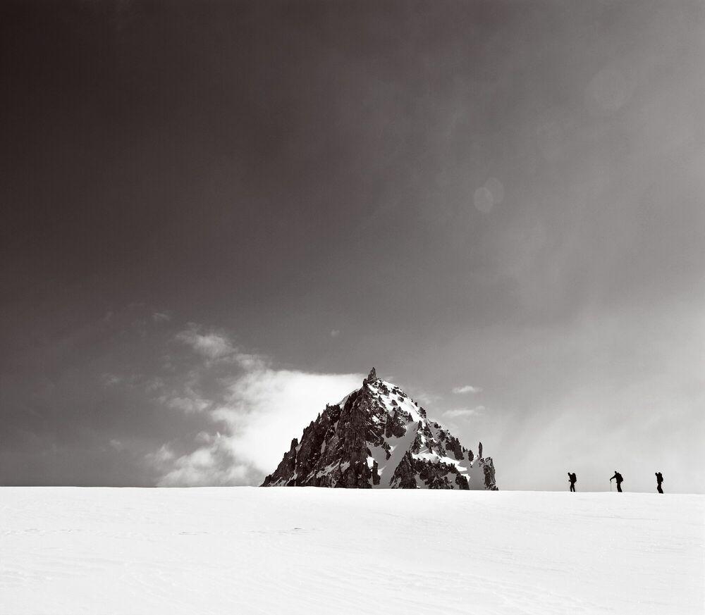 Fotografie Glacier East Greenland - JON WYATT - Bildermalerei