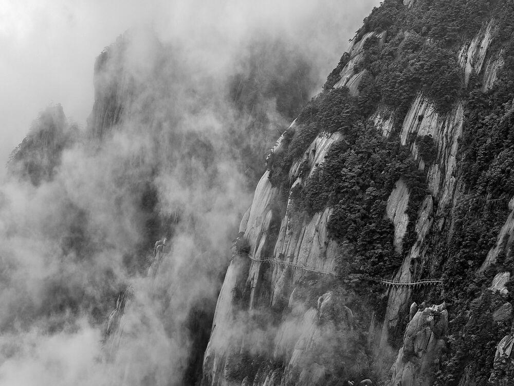 Fotografie HUANGSHAN XI - JON WYATT - Bildermalerei