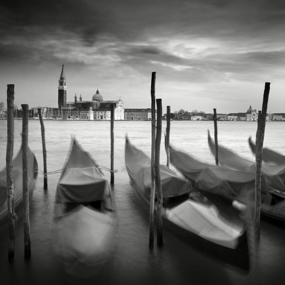 Photographie Gondole, Venise - JONATHAN CHRITCHLEY - Tableau photo