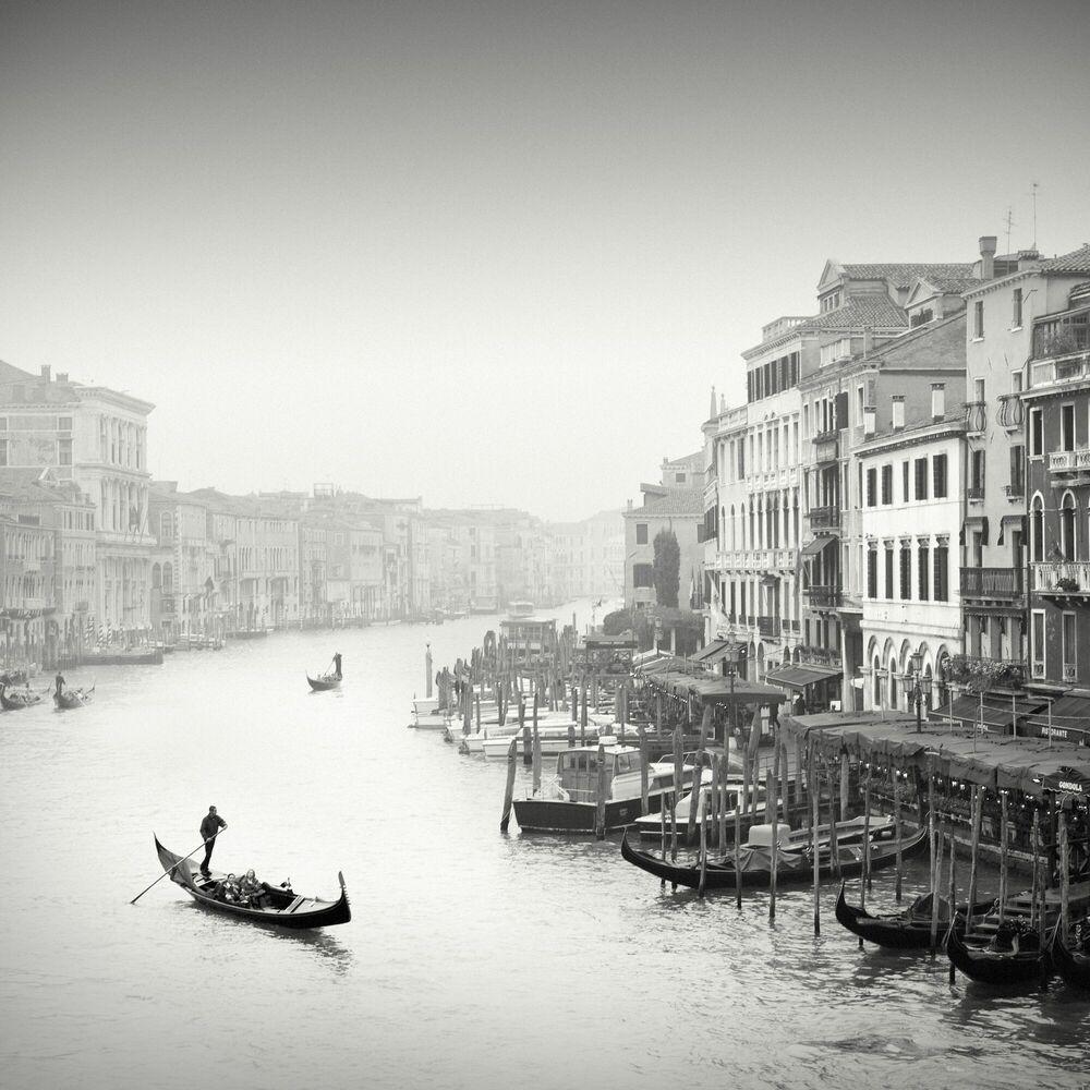 Kunstfoto Grand Canal, Venise - JONATHAN CHRITCHLEY - Foto schilderij