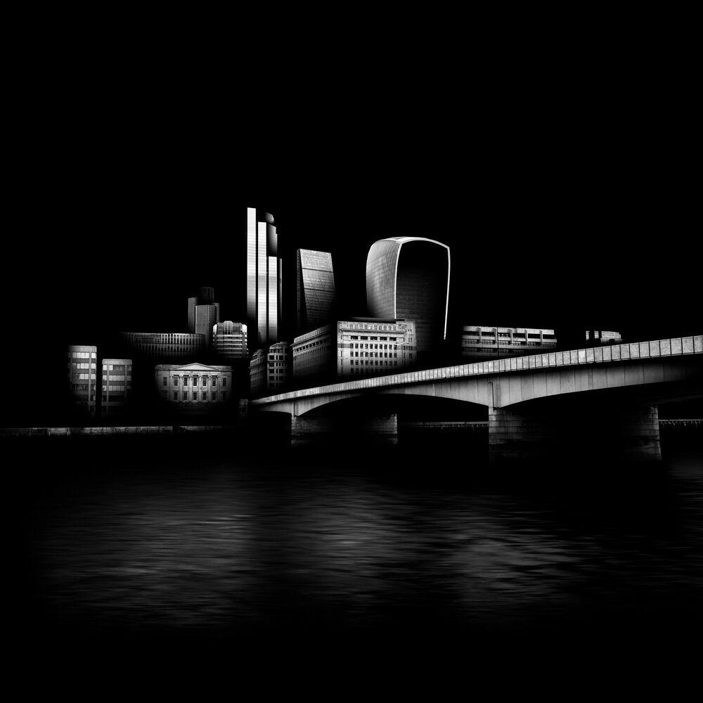 Fotografia Bank - JONATHAN  WALLAND  - Pittura di immagini