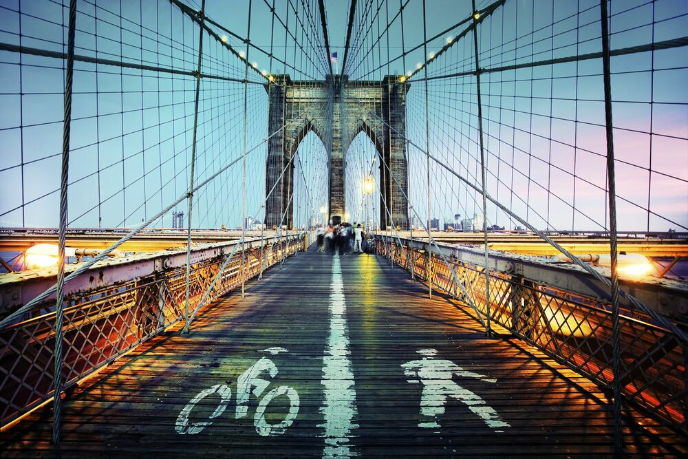 Photographie Brooklyn Colors - Jörg DICKMANN - Tableau photo
