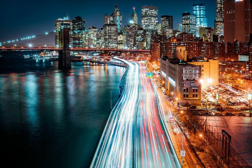 Photographie Downtown NYC - Jörg DICKMANN - Tableau photo