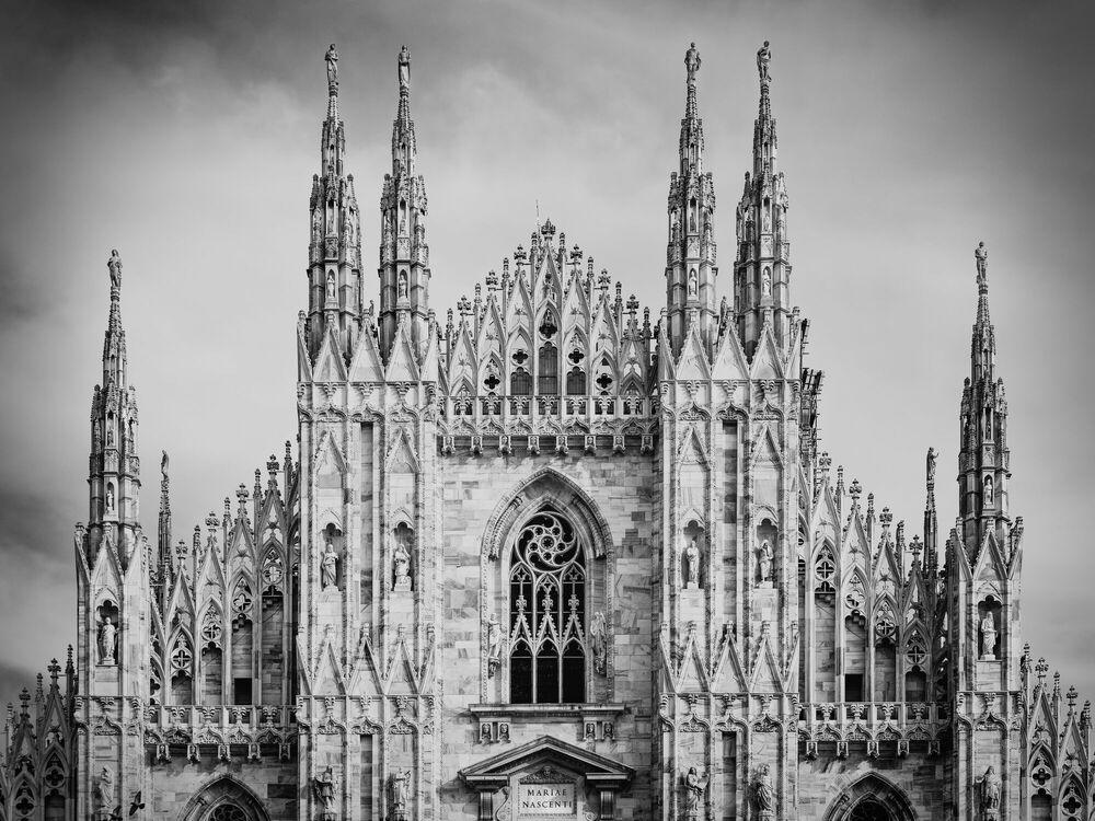 Photograph Duomo di Milano I - Jörg DICKMANN - Picture painting