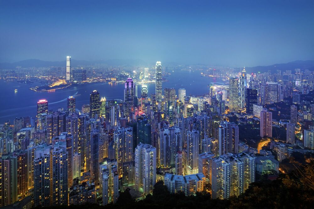 Photographie Hong Kong I - Jörg DICKMANN - Tableau photo