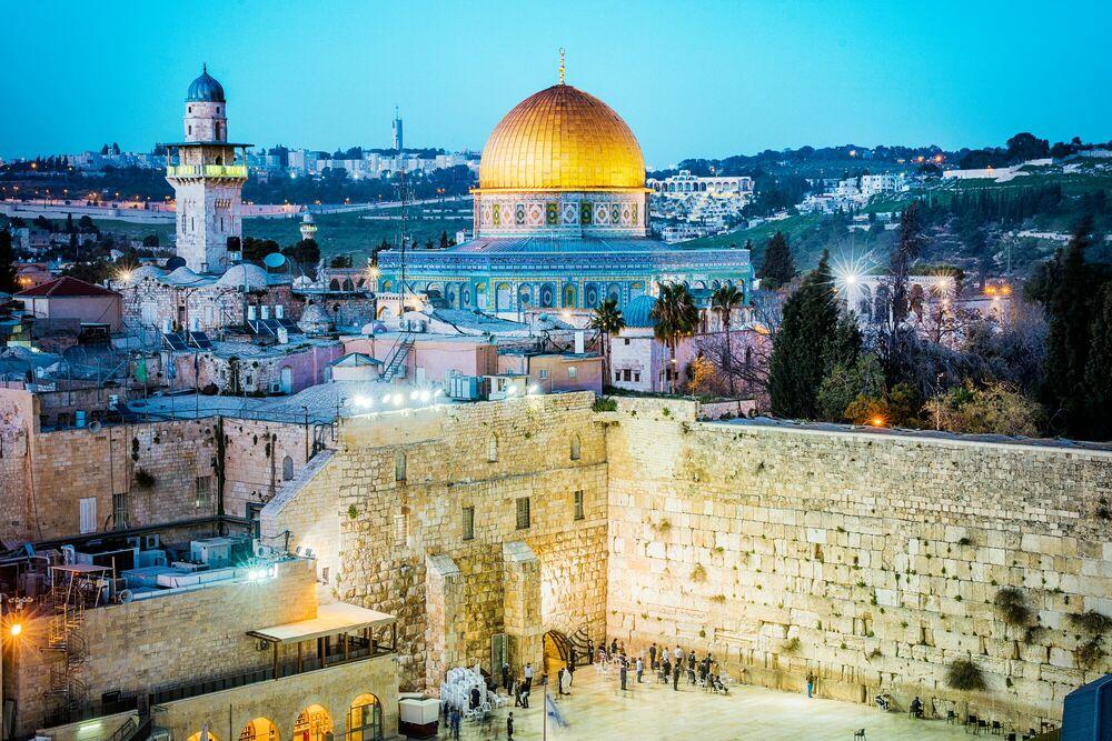 Fotografia JERUSALEM II - Jörg DICKMANN - Pittura di immagini