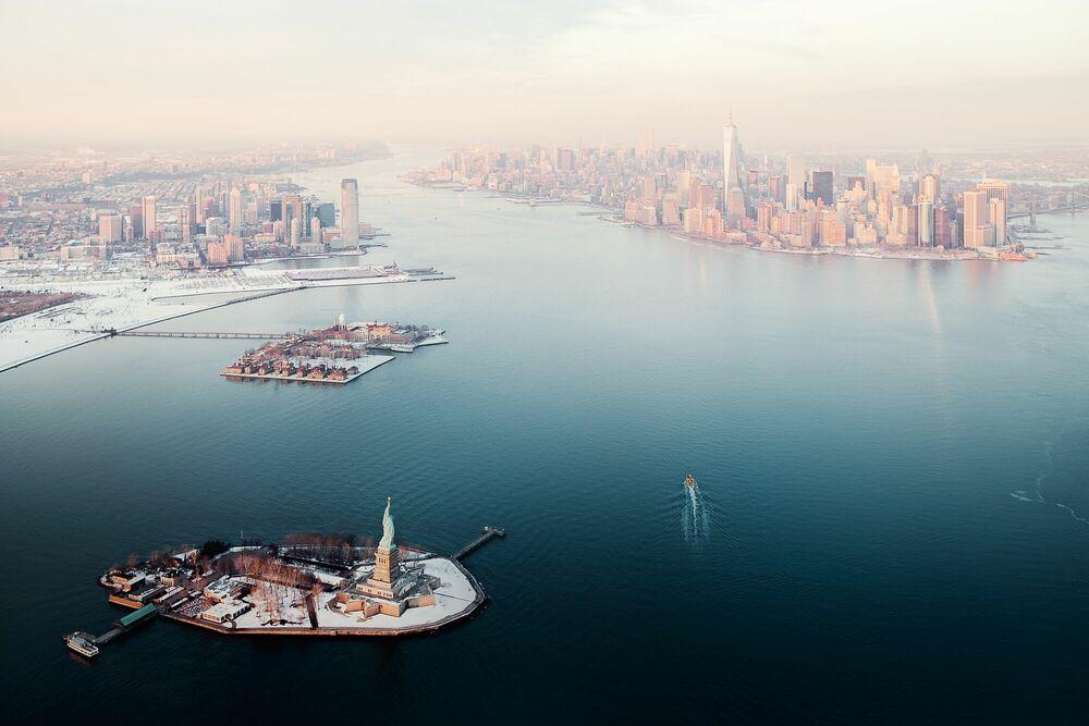 Fotografie New York Winter - Jörg DICKMANN - Bildermalerei