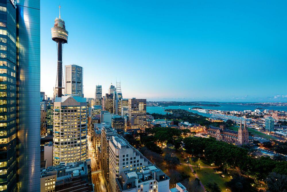 Fotografia Sydney II - Jörg DICKMANN - Pittura di immagini