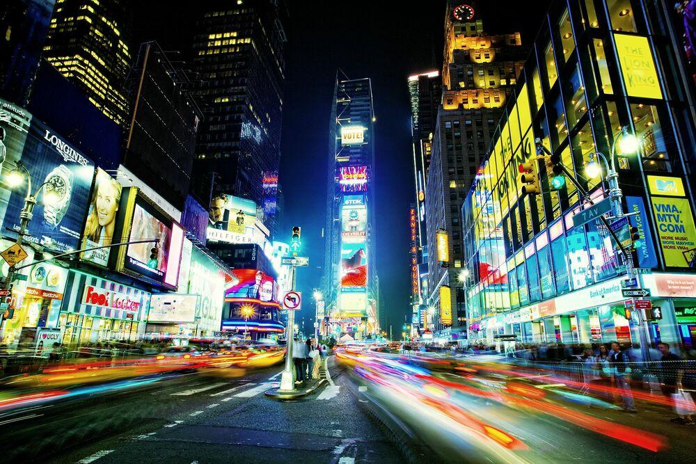 Photographie The Heart of Manhattan - Jörg DICKMANN - Tableau photo