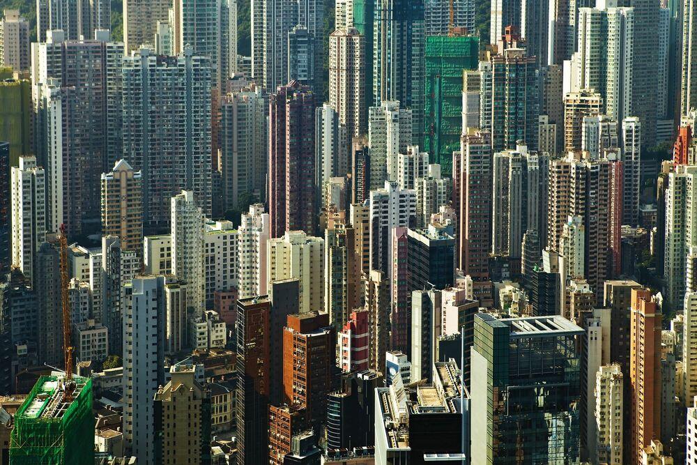 Fotografia Urban Density - Jörg DICKMANN - Pittura di immagini