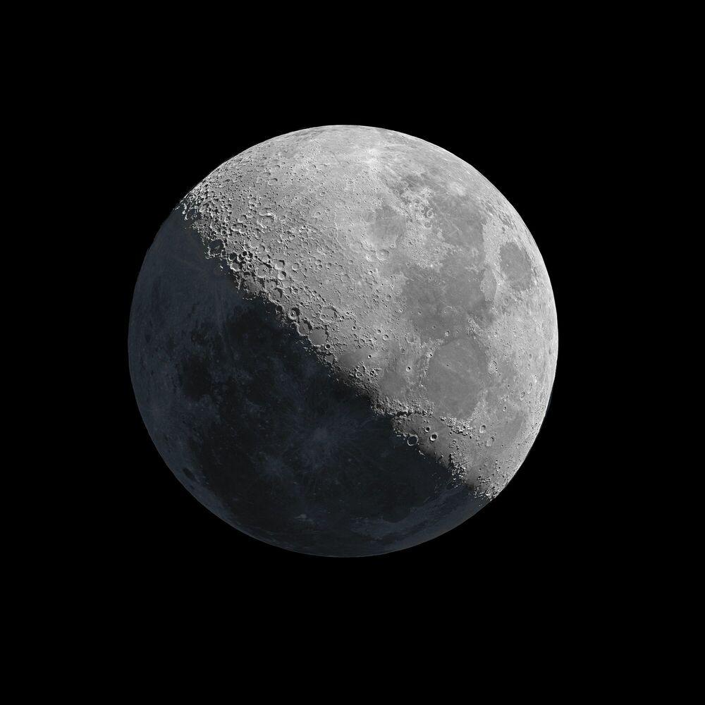 Photographie Moon View 1 - JUKKA-PEJJA METSAVAINIO - Tableau photo