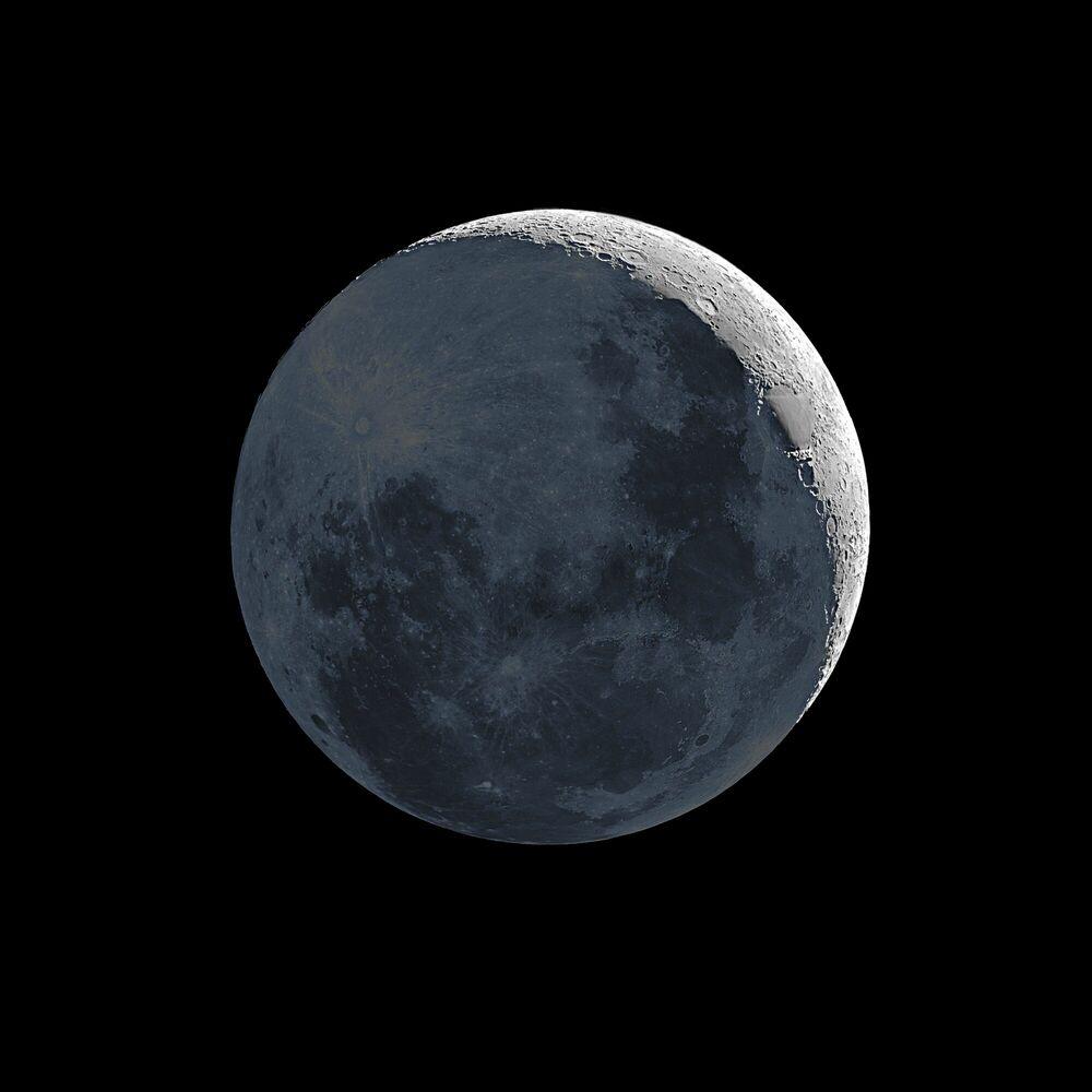 Photographie Moon View 2 - JUKKA-PEJJA METSAVAINIO - Tableau photo