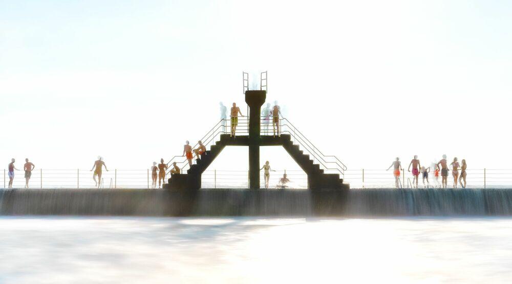 Photographie Spectres - JULES VALENTIN - Tableau photo