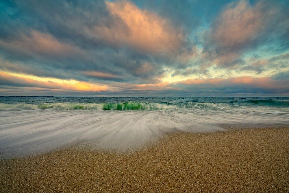Fotografía Splendeur de la Mer - JULES VALENTIN - Cuadro de pintura
