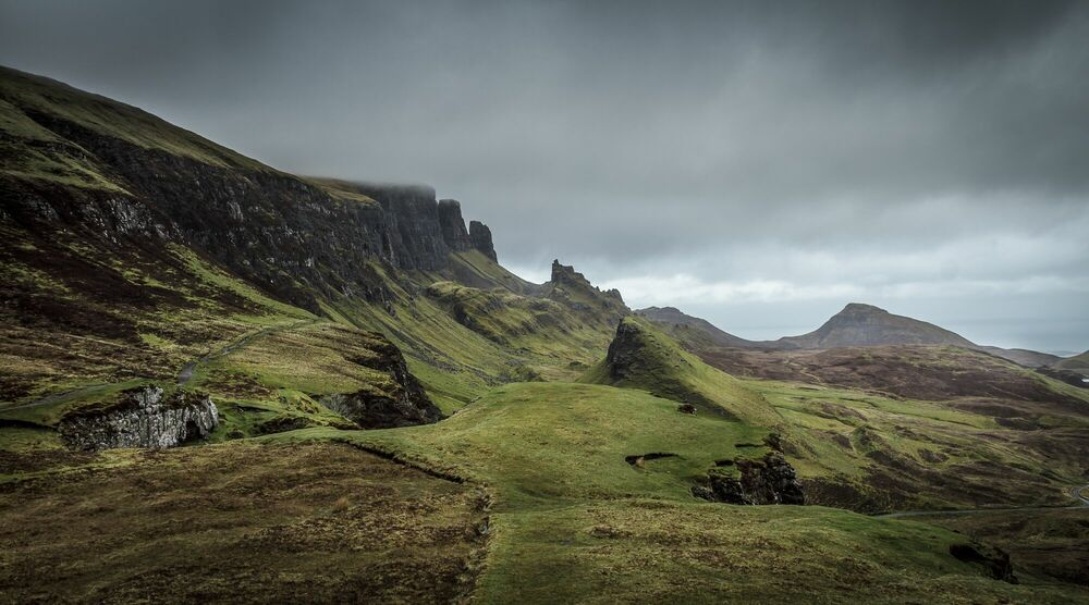 Photograph QUIRAING - JULIEN TALBOT - Picture painting