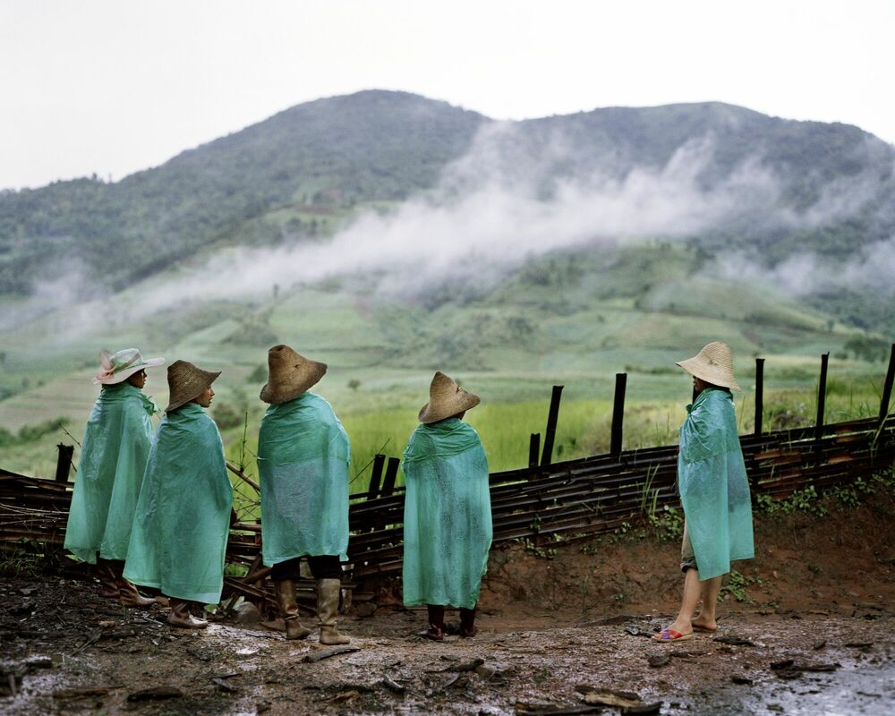 Photographie Chine, province du Yunnan I - LAM DUC  HIEN - Tableau photo