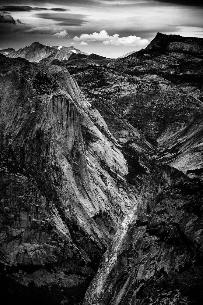 Fotografia Yosemite Valley - LAURENT BAHEUX - Pittura di immagini