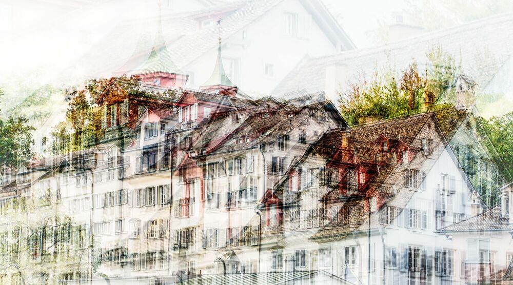 Fotografia Altstadt - LAURENT DEQUICK - Pittura di immagini