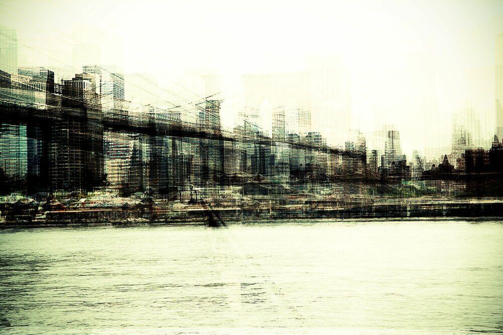 Fotografia Brooklyn #1 - LAURENT DEQUICK - Pittura di immagini
