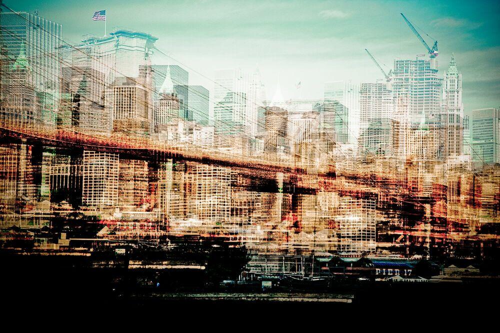 Fotografia Brooklyn #3 - LAURENT DEQUICK - Pittura di immagini