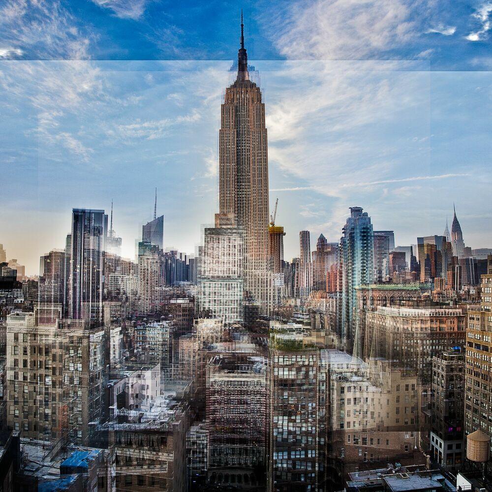 Fotografie From The 20th Floor - LAURENT DEQUICK - Bildermalerei