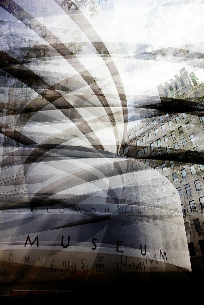 Fotografia Guggenheim - LAURENT DEQUICK - Pittura di immagini