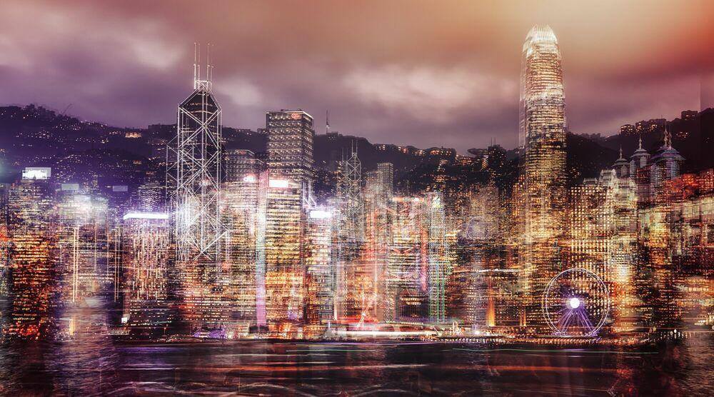 Fotografia HARBOR SHOW - LAURENT DEQUICK - Pittura di immagini