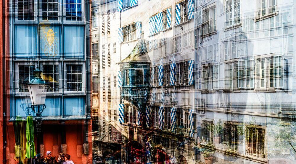 Fotografia Niederdorf - LAURENT DEQUICK - Pittura di immagini