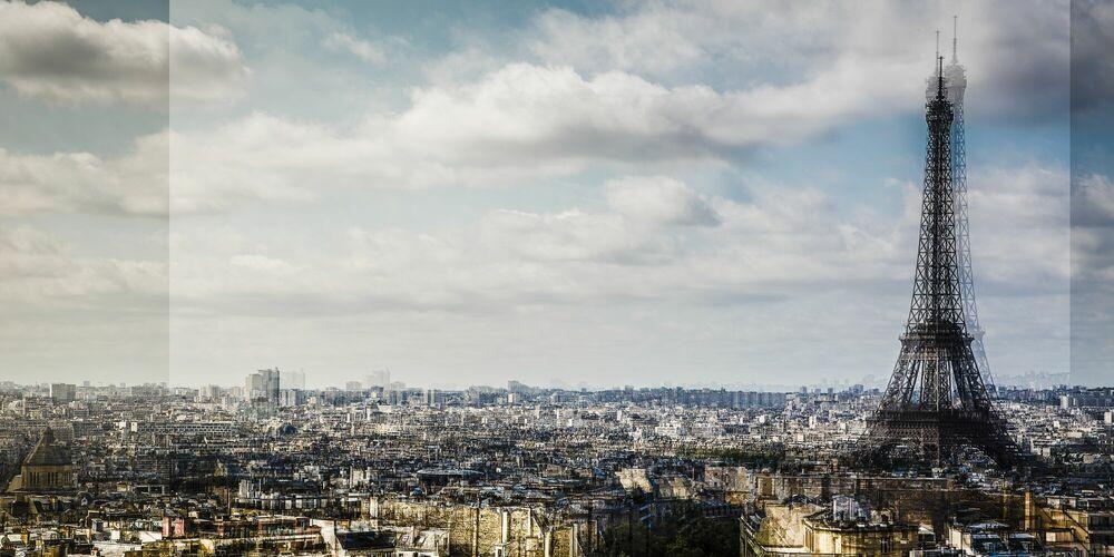 Photograph Paris Etoile I - LAURENT DEQUICK - Picture painting