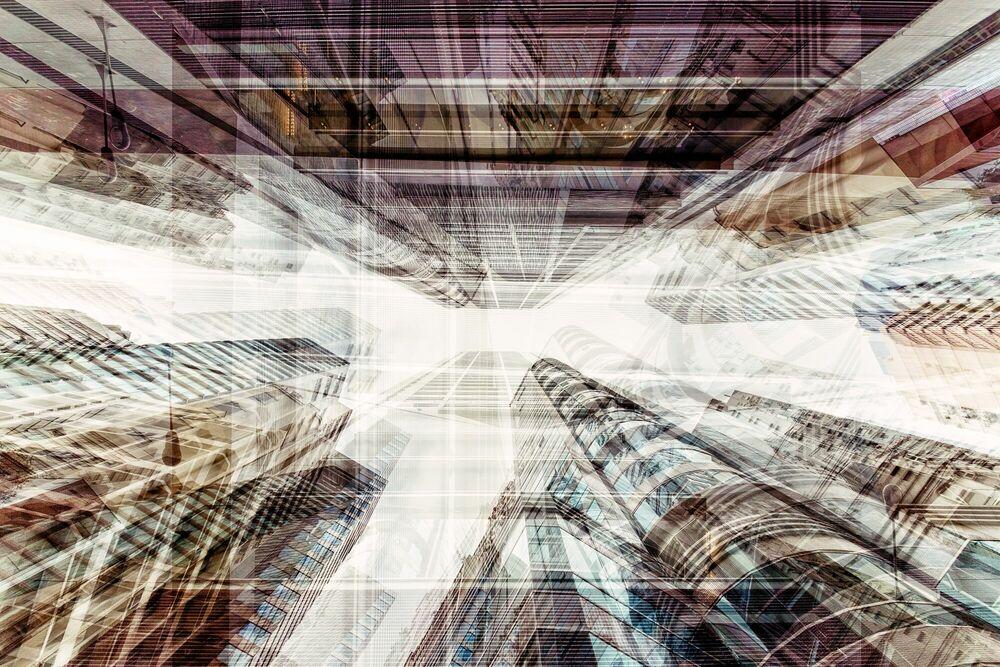 Fotografia SHEUNG WAN SKY - LAURENT DEQUICK - Pittura di immagini