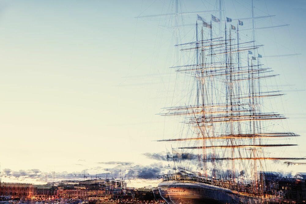 Fotografie STOCKHOLM - AF CHAPMAN - LAURENT DEQUICK - Bildermalerei