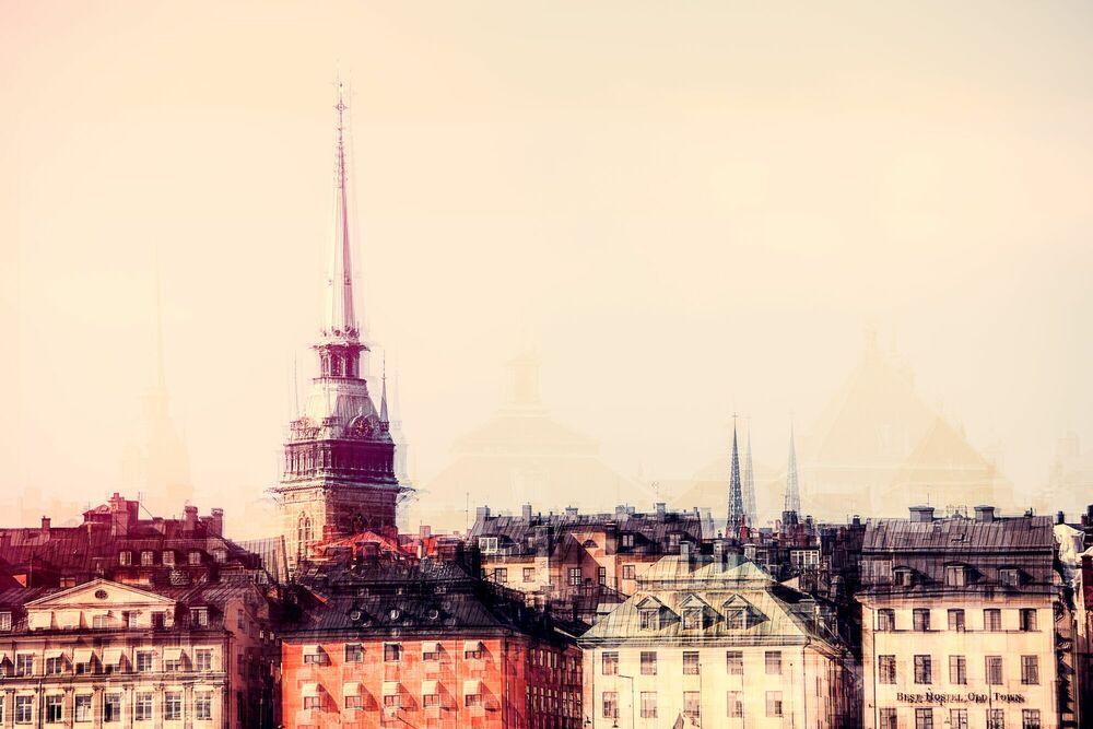 Fotografia STOCKHOLM - GAMLA STAN II - LAURENT DEQUICK - Pittura di immagini