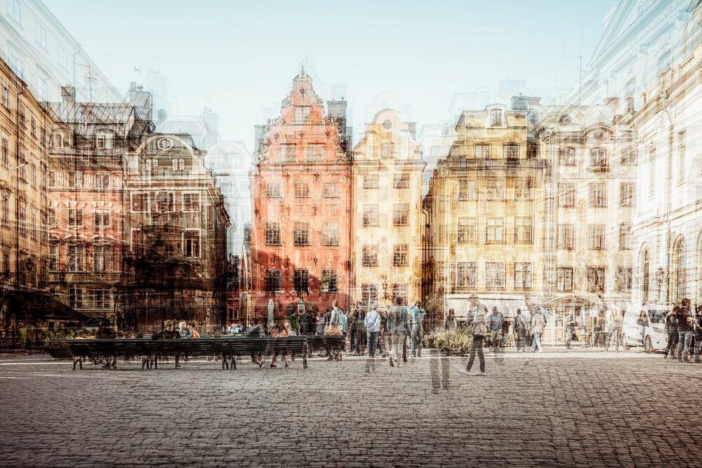 Fotografie STORTORGET - LAURENT DEQUICK - Bildermalerei