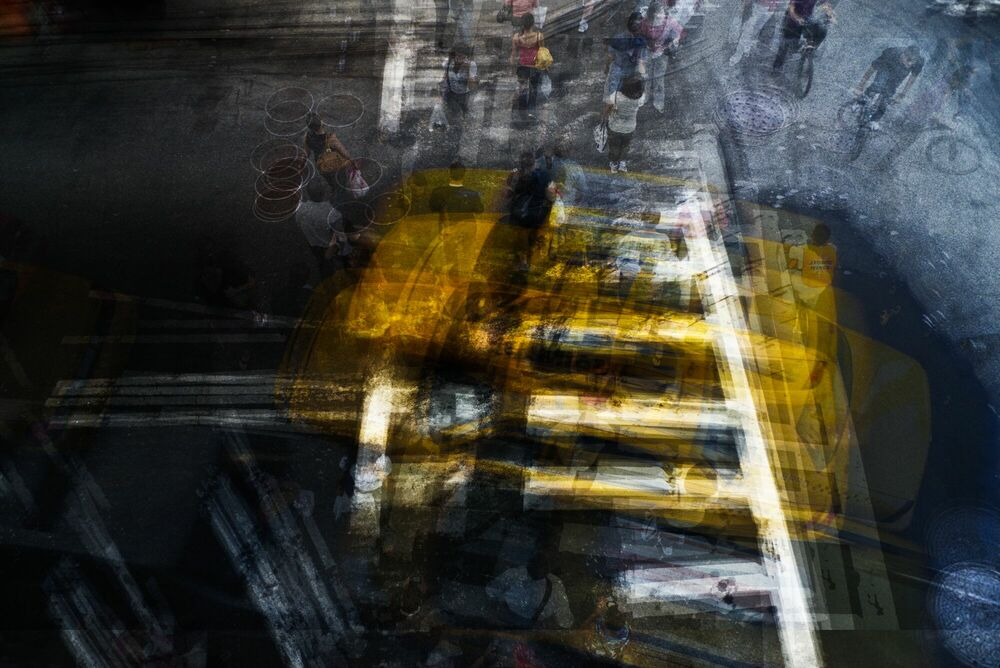 Photograph Urban Tracks - LAURENT DEQUICK - Picture painting