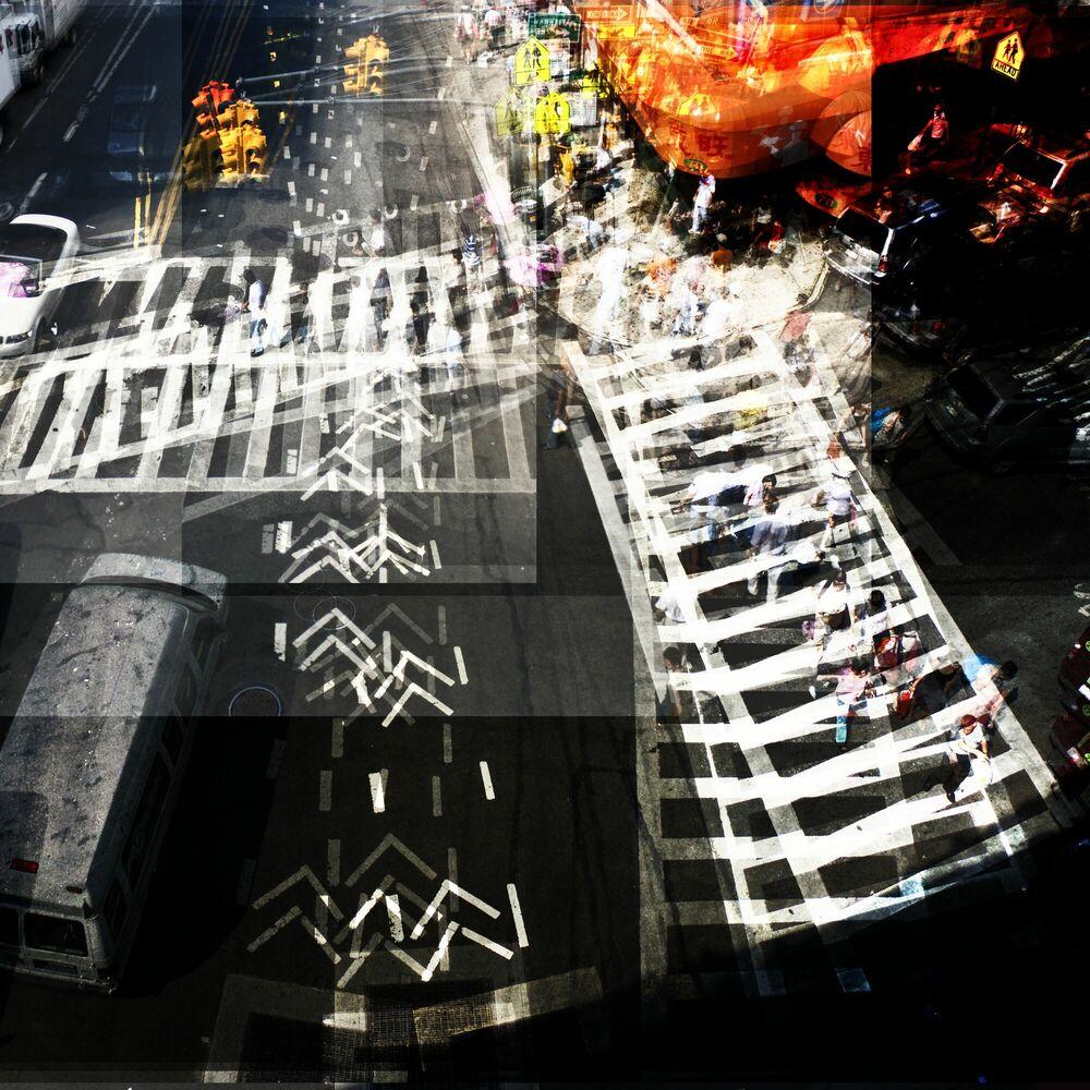 Photograph Walkway - LAURENT DEQUICK - Picture painting