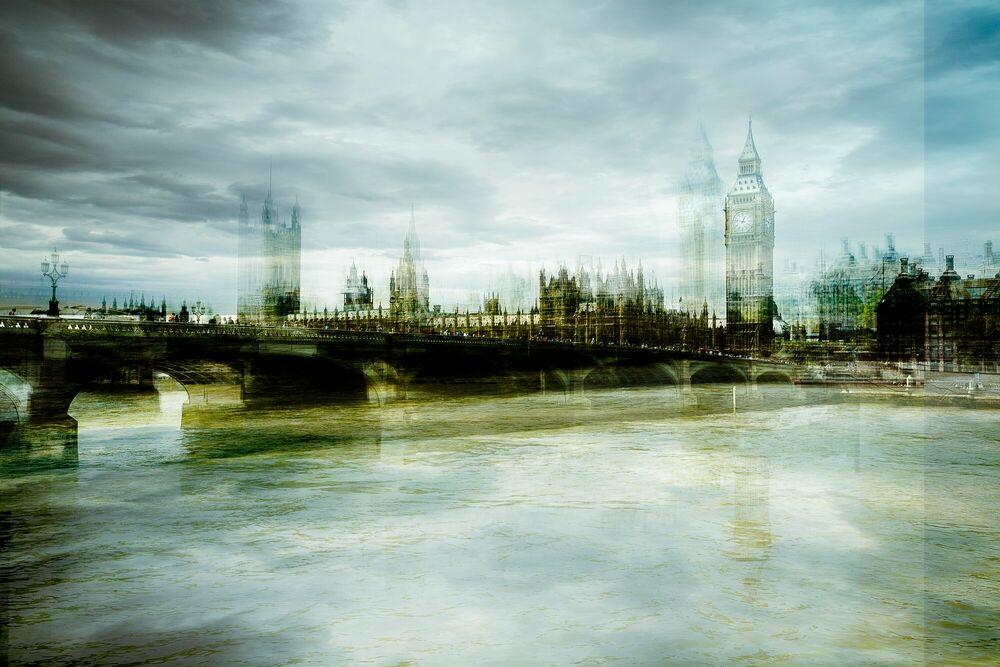 Fotografia Westminster Bridge - LAURENT DEQUICK - Pittura di immagini