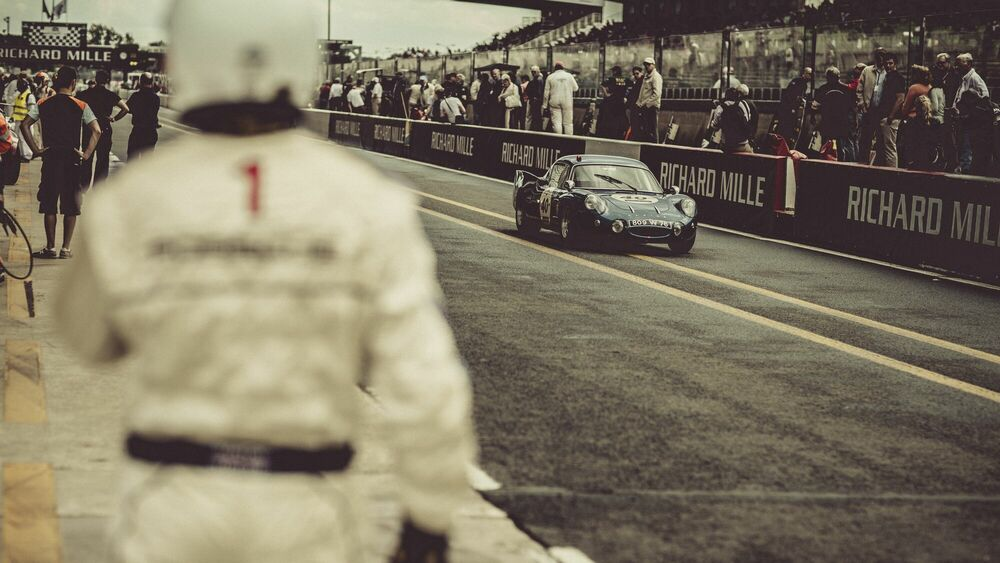 Fotografía Le Mans classique I - LAURENT NIVALLE - Cuadro de pintura
