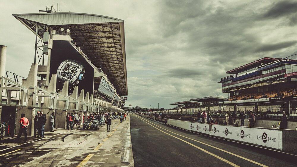 Photographie Le Mans classique II - LAURENT NIVALLE - Tableau photo