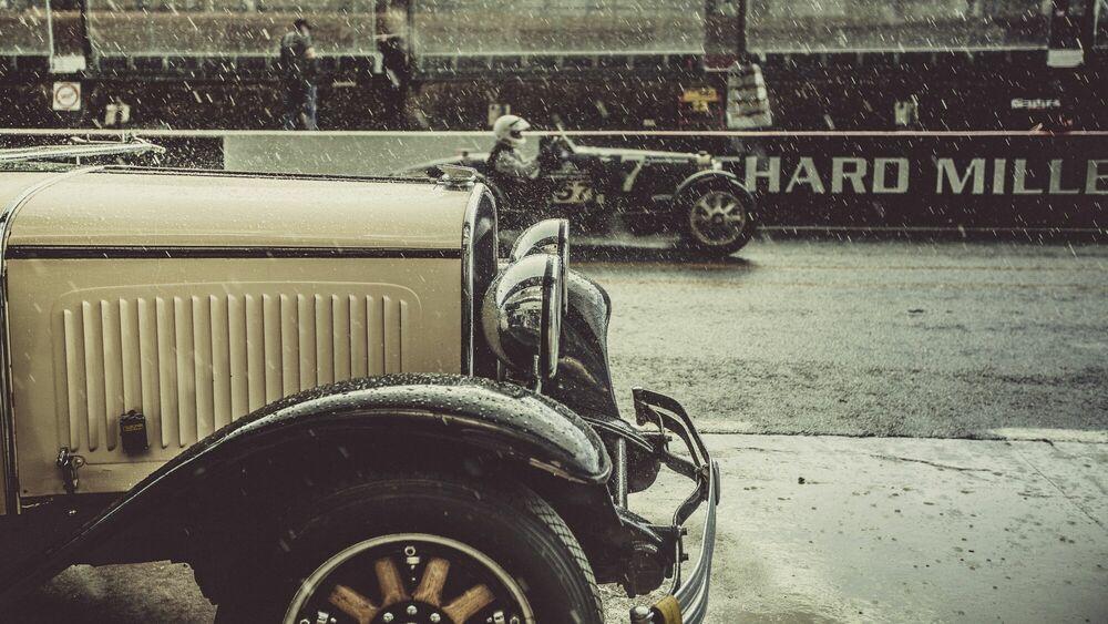 Fotografie Le Mans classique III - LAURENT NIVALLE - Bildermalerei