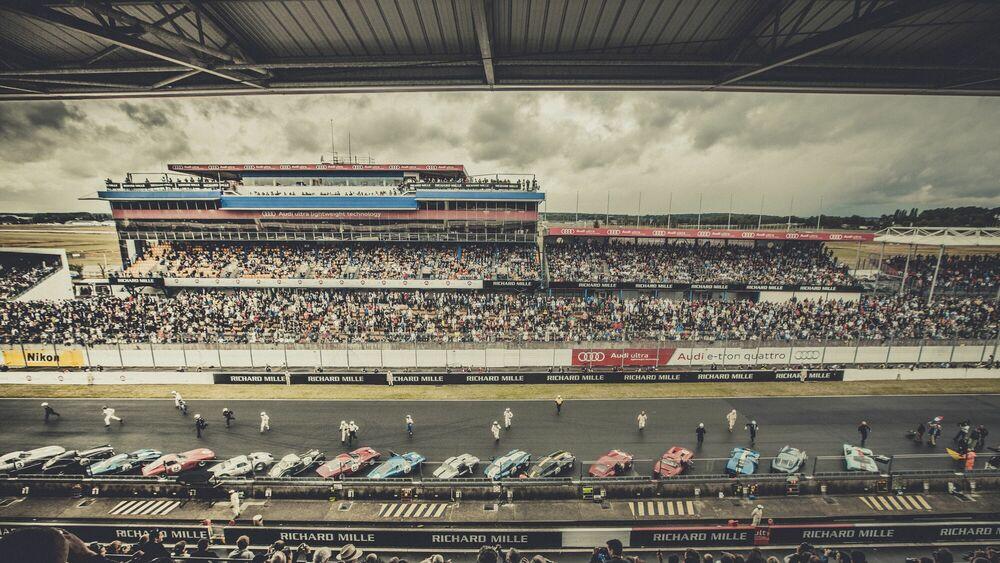 Fotografía Le Mans classique V - LAURENT NIVALLE - Cuadro de pintura