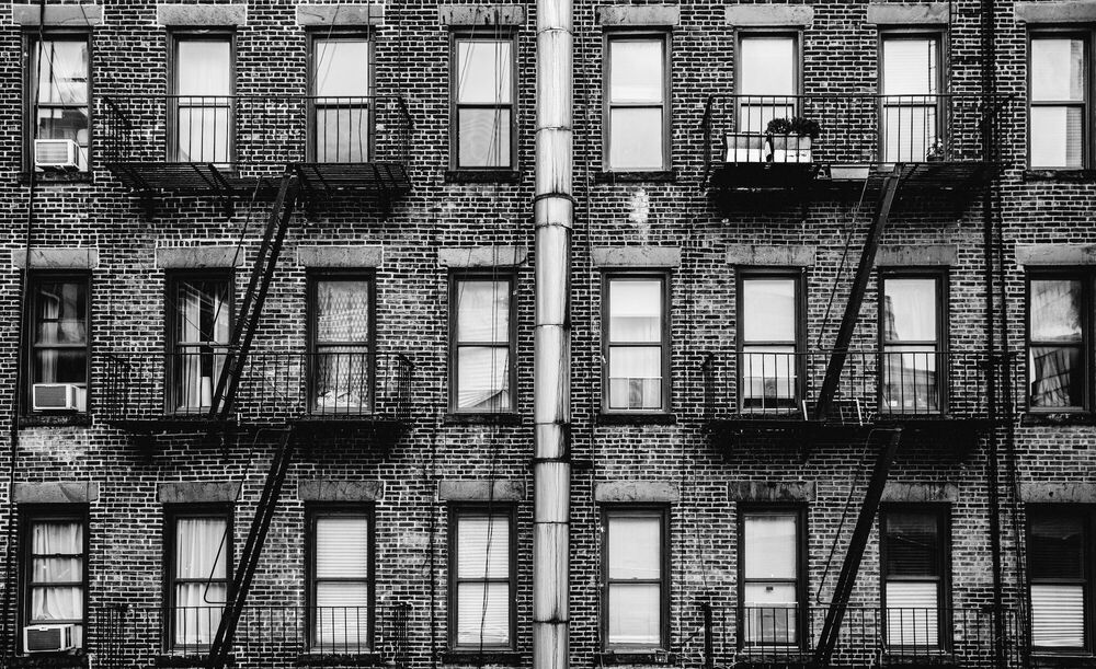 Photograph NYC BUILDING - LAURENT NIVALLE - Picture painting
